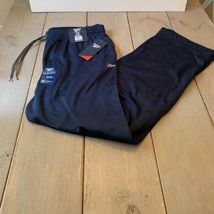 Reebok Knit/ Fleece Joggers -Size XXL Blue